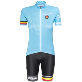 Bioracer Van Vlaanderen Pro Race Set Women blue